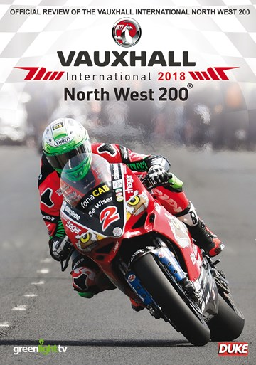 North West 200 2018 DVD - click to enlarge
