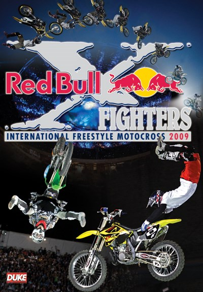Red Bull X Fighters 2009 NTSC DVD