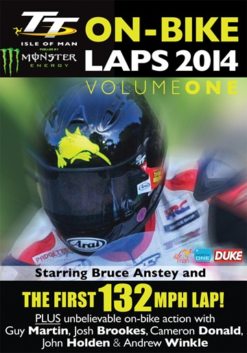 TT 2014 On-bike Laps Vol 1 DVD - click to enlarge