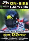 TT 2014 On-bike Laps Vol 1 DVD