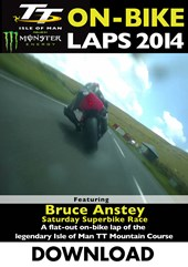 TT 2014 On-bike Bruce Anstey Superbike Lap Record Download