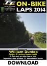 TT 2014 On-bike Laps William Dunlop Supersport Practice Download