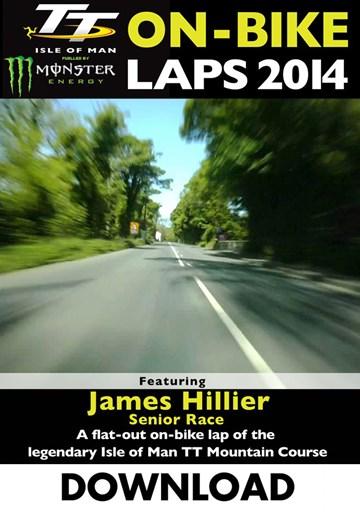 TT 2014 On-bike Laps James Hillier Senior Download - click to enlarge
