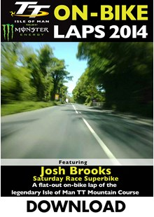 TT 2014 On-bike Laps Josh Brooks Superbike Race Download