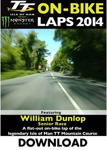 TT 2014 On-bike Laps William Dunlop Senior Download
