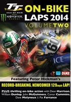 TT 2014 On-bike Laps Vol 2 DVD