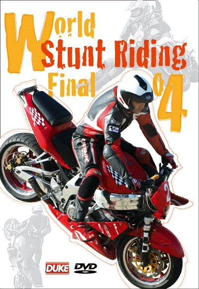 World Stunt Riding Final 2004 DVD