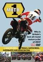 Moto1 2004 DVD