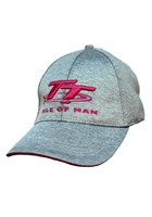 TT Ladies Cap Grey/Pink