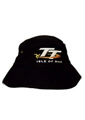 TT Bucket Hat Black