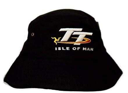 TT Bucket Hat Black