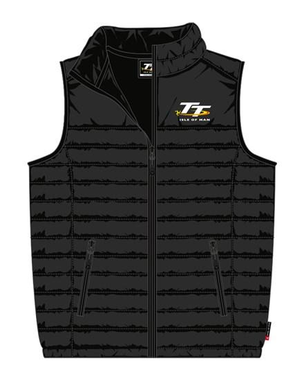 TT Bodywarmer Black - click to enlarge