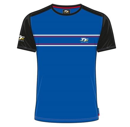 TT Custom T-shirt Blue