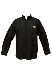 TT Denim Shirt Black