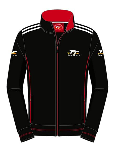 TT Fleece Black and White - click to enlarge