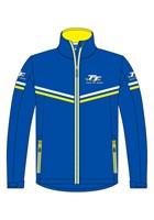 TT Softshell Jacket Blue