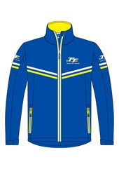 TT Softshell Jacket Blue
