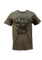 TT The World's Ultimate T-Shirt Charcoal