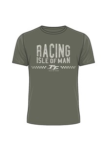 TT Racing Isle of Man T-Shirt Green