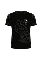 TT 2019 Shadow Bike T-Shirt Black