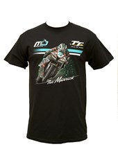Michael Dunlop - The Maverick T-Shirt Black
