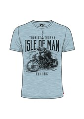 TT Vintage T-Shirt Blue, Bike 71