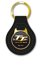 TT Keyring Leather