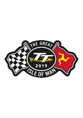 TT 2019 Flag Patch
