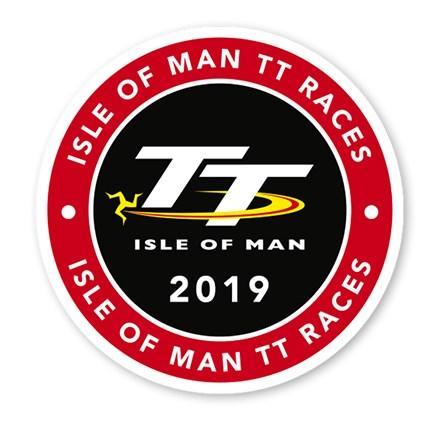 TT 2019 Sticker Large