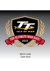 TT 2019 Gold Laurel Sticker