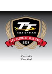 TT 2019 Gold Laurel Sticker