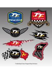 TT 2019 Sticker Set