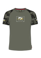 TT Childs Custom T-Shirt Army Green