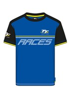 TT Childs Custom T-Shirt Blue
