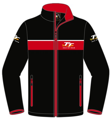 TT Childs Softshell Jacket - click to enlarge