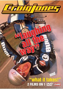 Craig Jones - Laughing All The Way & What It Takes DVD