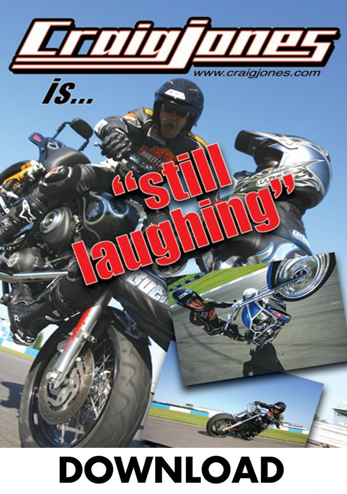 Craig Jones is Still Laughing Download