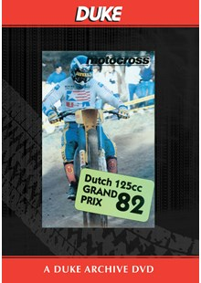 Motocross 125 GP 1982 - Holland Duke Archive DVD