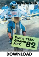 Motocross 125 GP 1982 - Holland Download