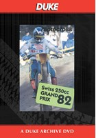 Motocross 250 GP 1982 - Switzerland Duke Archive DVD