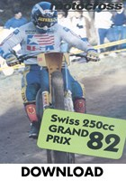 Motocross 250 GP 1982 - Switzerland Download