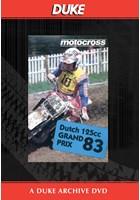 Motocross 125 GP 1983 - Holland Duke Archive DVD