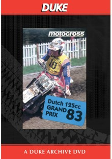 Motocross 125 GP 1983 - Holland Duke Archive DVD