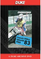 Motocross 250 GP 1983 - France Duke Archive DVD