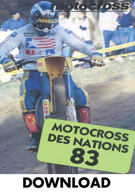 Motocross Des Nations 1983 Download