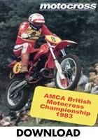Motocross AMCA 1983 - Britain  Download