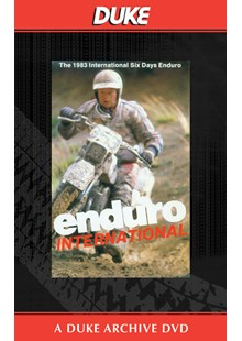 International Six Day Trial 1983 Wales Duke Archive DVD