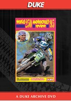 World 250 Motocross Review 1995 Duke Archive DVD