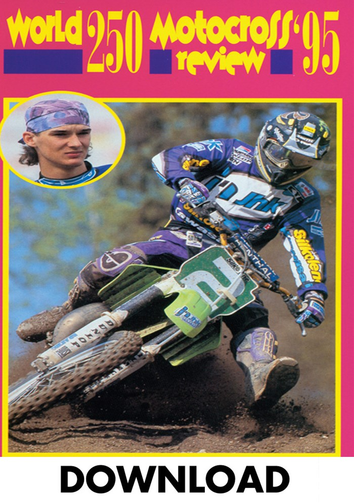 World 250 Motocross Review 1995 Download