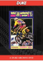 World 500 Motocross Review 1995 Duke Archive DVD